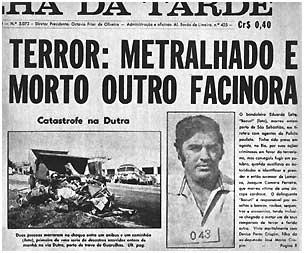 Cobertura do Grupo Folha  sobre a guerrilha durante a Ditadura Militar